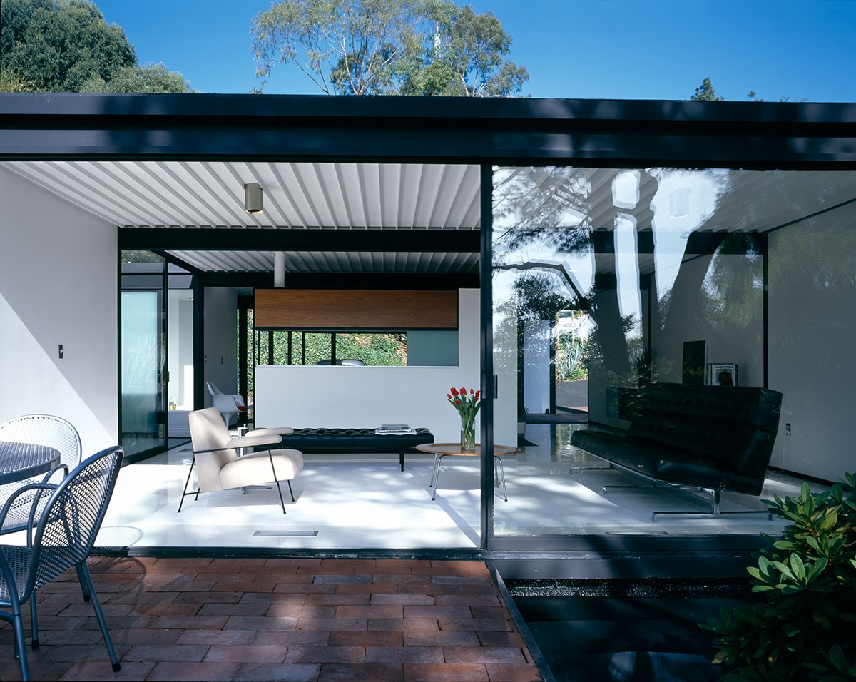 Case Study House 9 | Eames Office