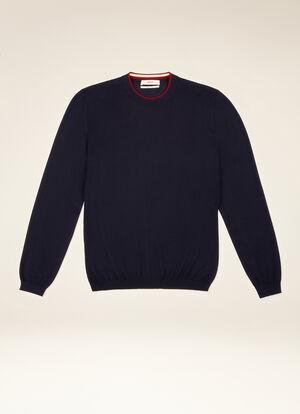 BLUE MERINO Knitwear - Bally