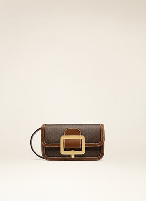BROWN SYNTHETIC Mini and Belt Bags - Bally