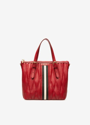 RED LAMB Tote Bags - Bally