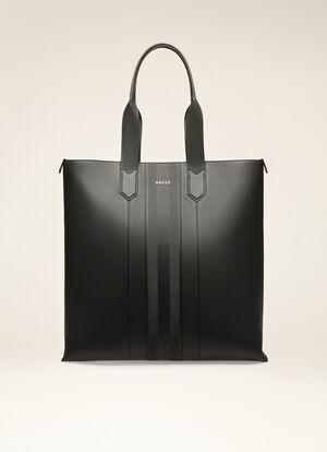 GREY CALF Tote Bags - Bally