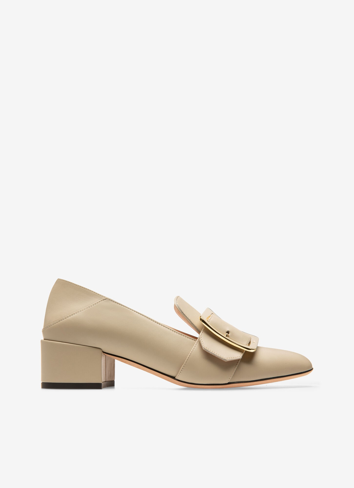 Janelle  Womens Pumps   Grey Leather