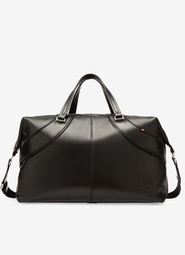 BLACK CALF Travel Bags - Bally