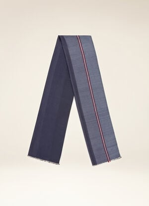 BLUE WOOL Scarves - Bally