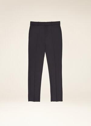 BLUE MIX COTTON Pants - Bally