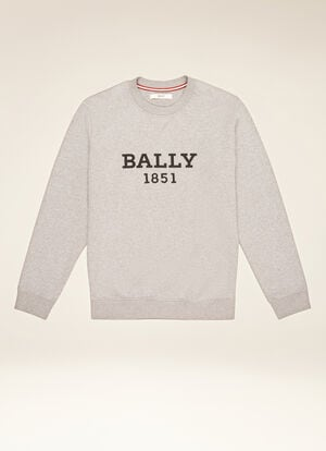 GREY COTTON Tracksuits - Bally