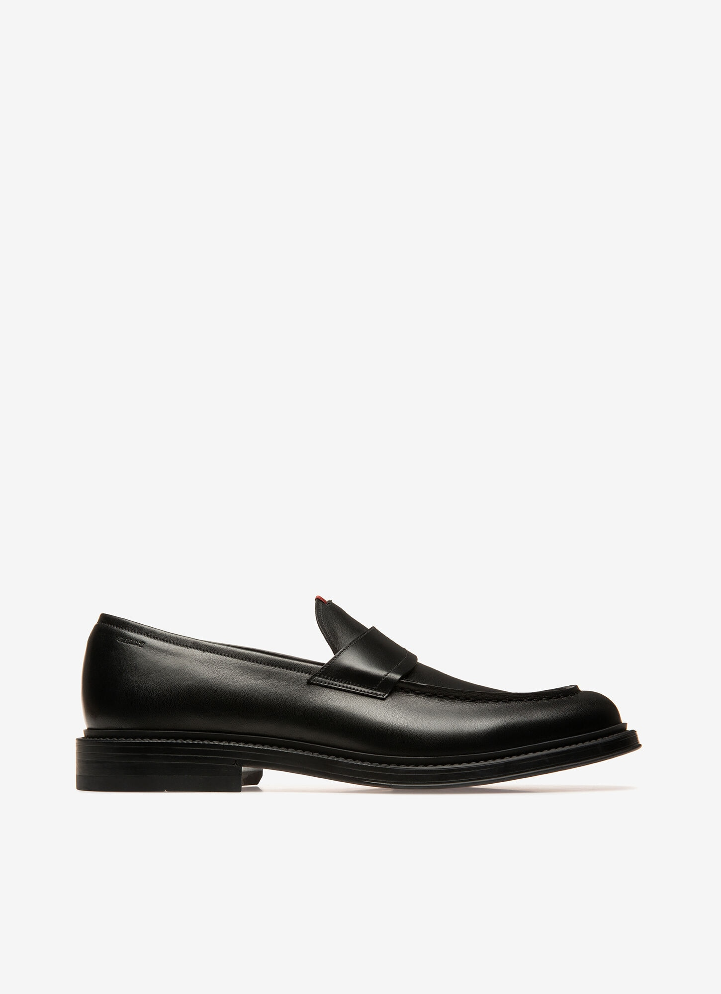 BLACK CALF LEATHER | MENS LOAFER | BALLY