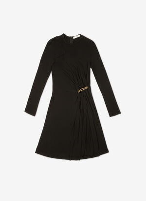 BLACK MIX VISC/SILK Dresses and Skirts - Bally
