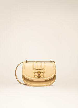 BEIGE BOVINE Mini and Belt Bags - Bally