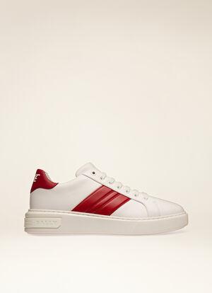 WHITE CALF Sneakers - Bally