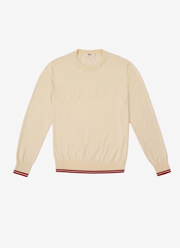 WHITE COTTON Knitwear - Bally