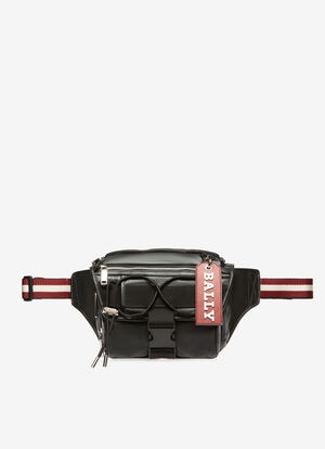 BLACK CALF Belt Bags - Bally