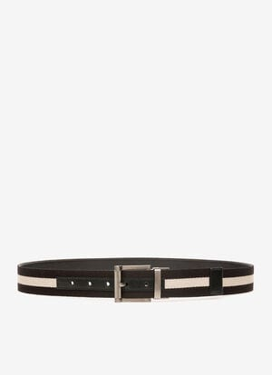 MULTICOLOR MIX COTTON/SYNT Belts - Bally