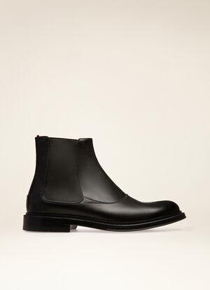 BLACK CALF Boots - Bally
