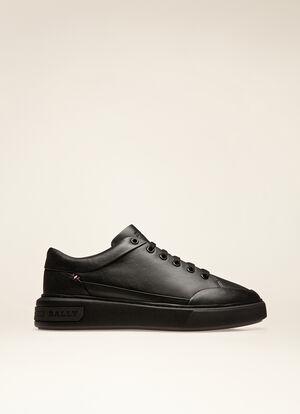 BLACK CALF Sneakers - Bally