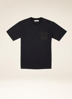BLUE COTTON Shirts and T-Shirts - Bally