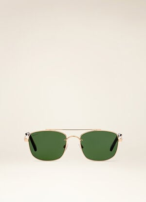 PINK METAL Sunglasses - Bally
