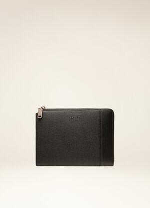 BLACK BOVINE Clutches & Portfolios - Bally