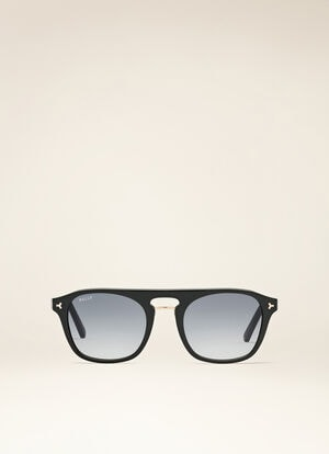GREEN PLASTIC Sunglasses - Bally