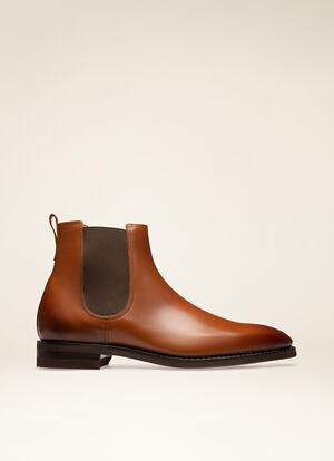 BROWN CALF Boots - Bally
