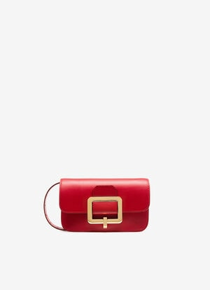 RED CALF Mini and Belt Bags - Bally