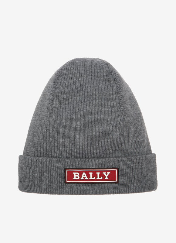 GREY WOOL Gloves and Hats - Bally