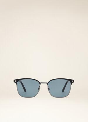 BLACK METAL Sunglasses - Bally