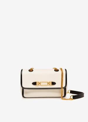 WHITE CALF Cross-body Bags - Bally