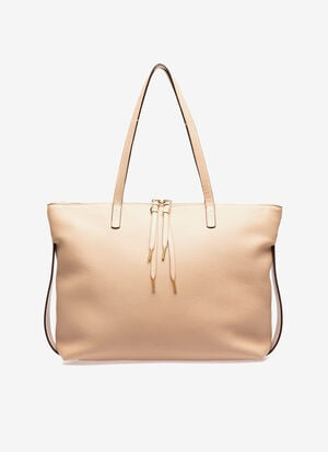 NEUTRAL BOVINE Tote Bags - Bally