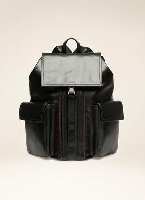 BLACK CALF Backpacks - Bally