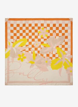 PINK SILK Scarves - Bally
