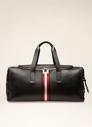 BLACK BOVINE Travel Bags - Bally