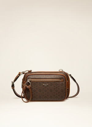 MULTICOLOR SYNTHETIC Messenger Bags - Bally