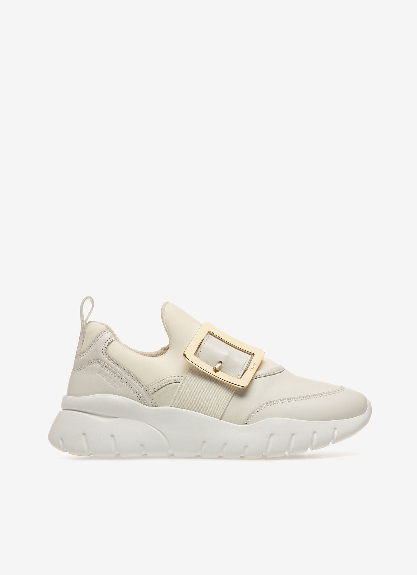 Brinelle| Womens Sneakers | White