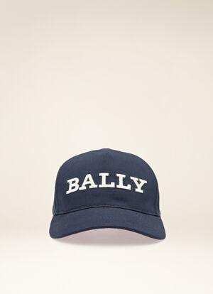 BLUE COTTON Gloves and Hats - Bally