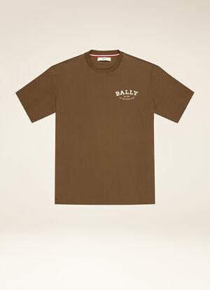 GREEN COTTON Shirts and T-Shirts - Bally