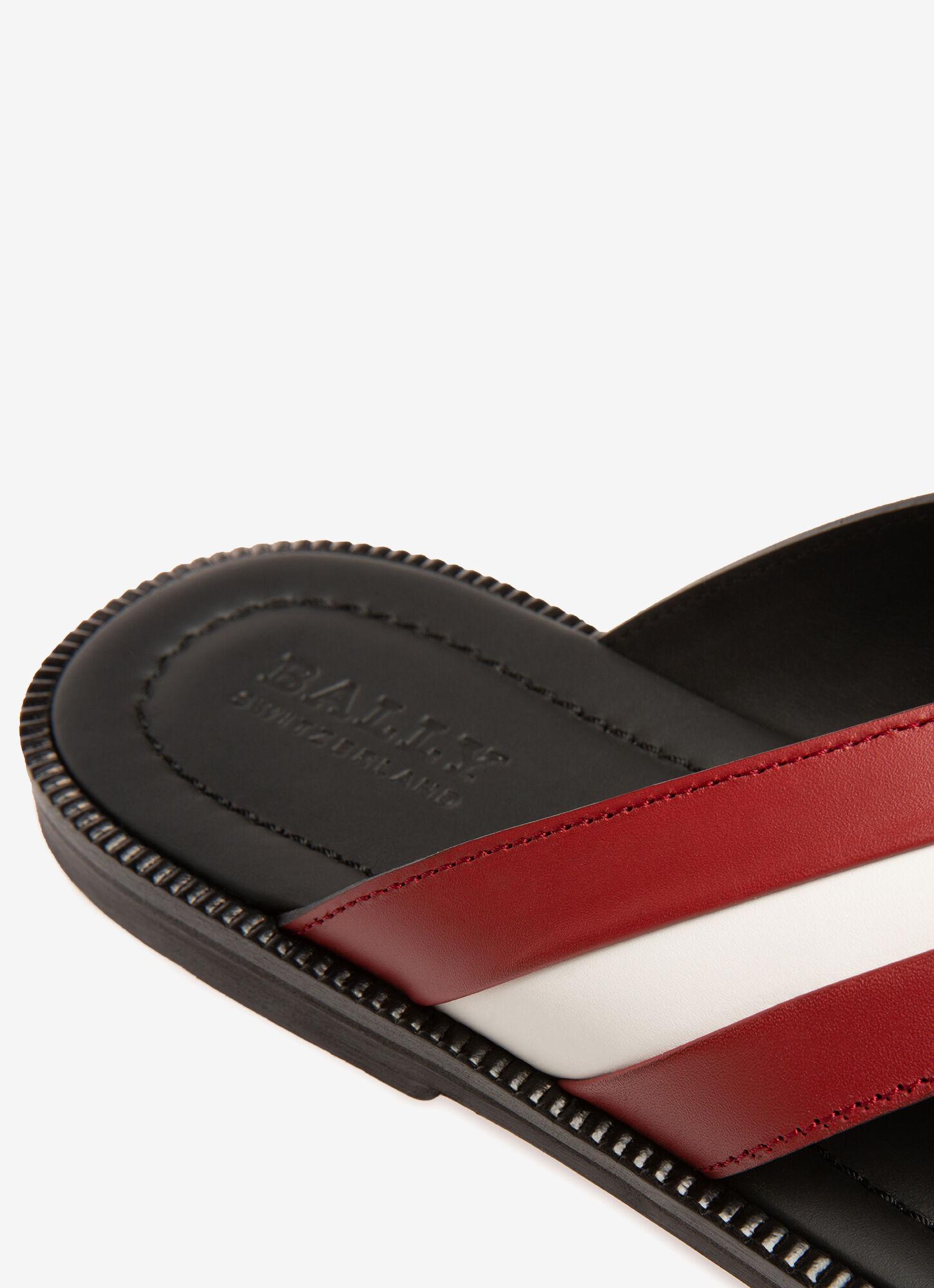 JAABIR| Mens Sandals | Black Leather
