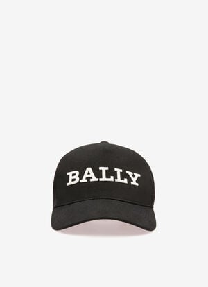 BLACK COTTON Gloves and Hats - Bally