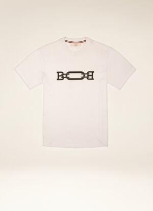 WHITE COTTON Shirts and T-Shirts - Bally