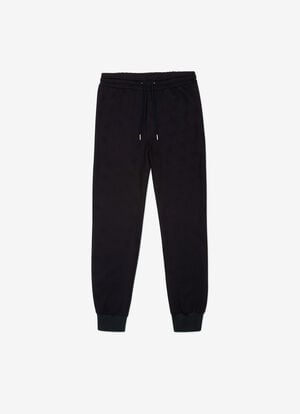 BLUE MIX POLYAMIDE Pants - Bally