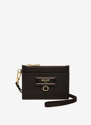 BLACK NYLON Wallets - Bally