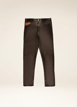 BLACK LAMB Pants - Bally