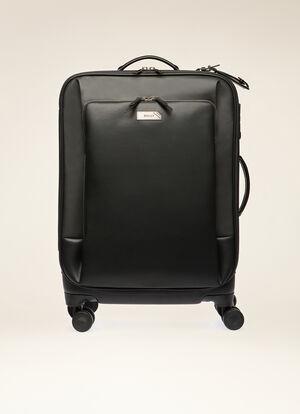 BLACK FABRIC Travel Bags - Bally