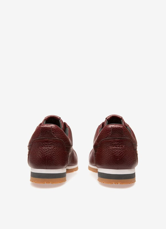 BURGUNDY DEER Sneakers - Bally