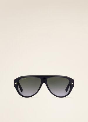 GREY PLASTIC Sunglasses - Bally