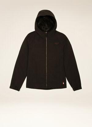 BLACK POLYESTER Outerwear - Bally