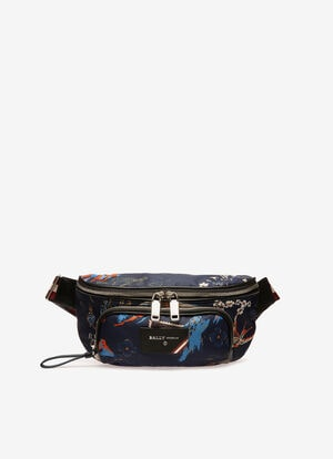 BLUE FABRIC Belt Bags - Bally