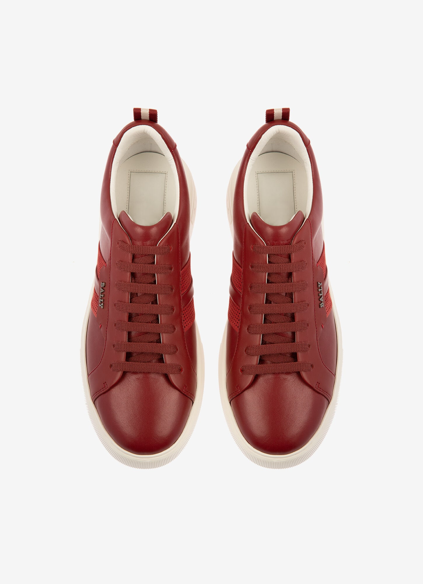 Maxim| Mens Sneakers | Bally Red
