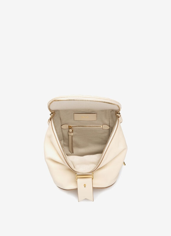WHITE BOVINE Shoulder Bags - Bally