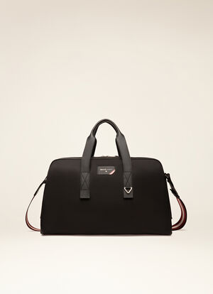 BLACK NYLON Travel Bags - Bally